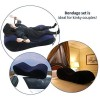 Inflatable Sex Position Sofa - Sex Furniture Sex Bed Sofa with Pump Handcuffs & Leg Cuffs Yoga Chaise Lounge Relax Chair Chaise Lounge Air Sofa Portable Inflatable Lounger for Couples