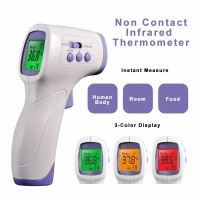 Forehead Thermometer for Adults(Without Batteries), Non Contact Thermometers, Forehead and Ear Thermometer for Baby Kids & Adults and Foods